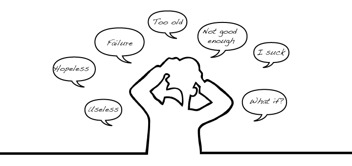 Dissecting a Mindfulness session: inner dialogue, frustrations, and doing it 'right'!