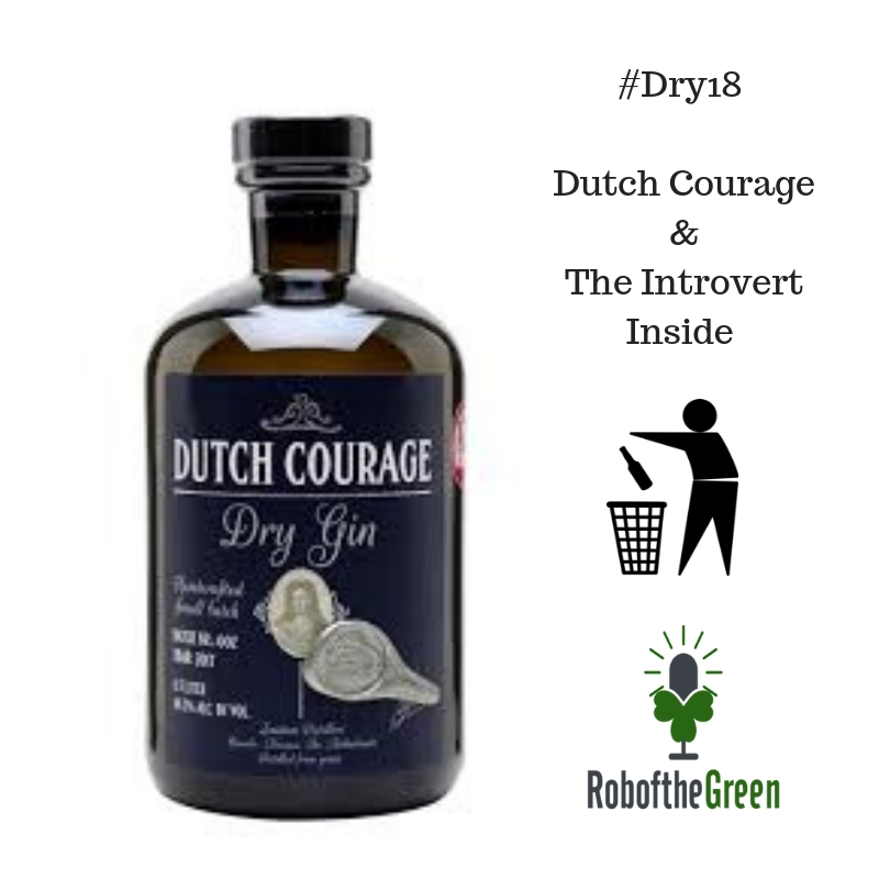 Dutch Courage & the Introvert Inside