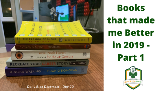 Books that made me Better in 2019 – Part 1